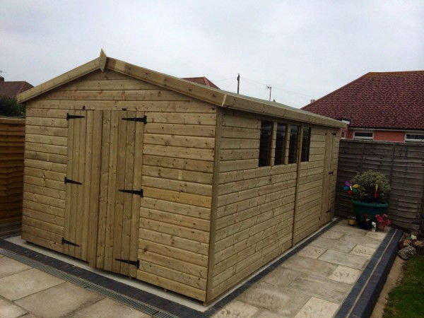 midlands sheds summer houses uk timber garden sheds for sale